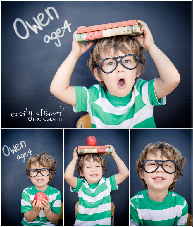 strawn photography - back to school